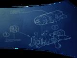 Perforator assembly diagram