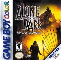 Alone in the Dark 4 GBC cover