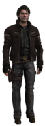 Theodore Carnby render