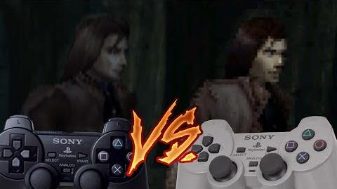 PlayStation 2 Vs PlayStation - Alone in the Dark- The New Nightmare