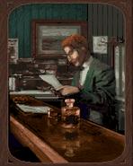 Edward retrato