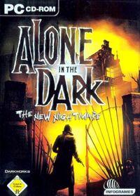 Alone in the Dark 4 PC cover