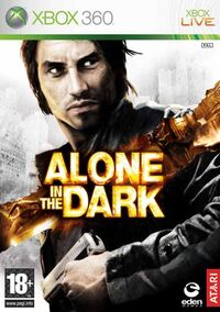 Alone in the Dark 5 Xbox 360 cover