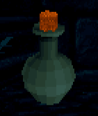 Vial of poison