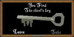 Chest's Key Icon