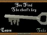 Chest's Key
