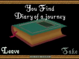 Diary of a Journey