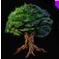 Woodcutting icon