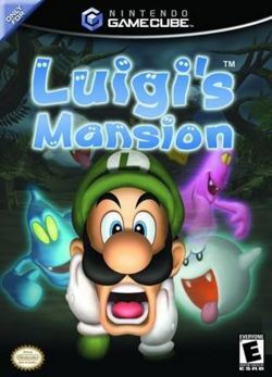 Luigi S Mansion Alpha Beta Wiki Fandom