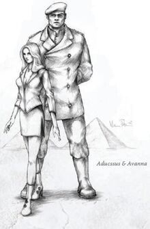 Aducssus & Avanna