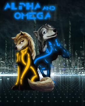 Alpha And Omega tron2