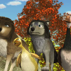 Nars, Paddy, Humphrey & Marcel