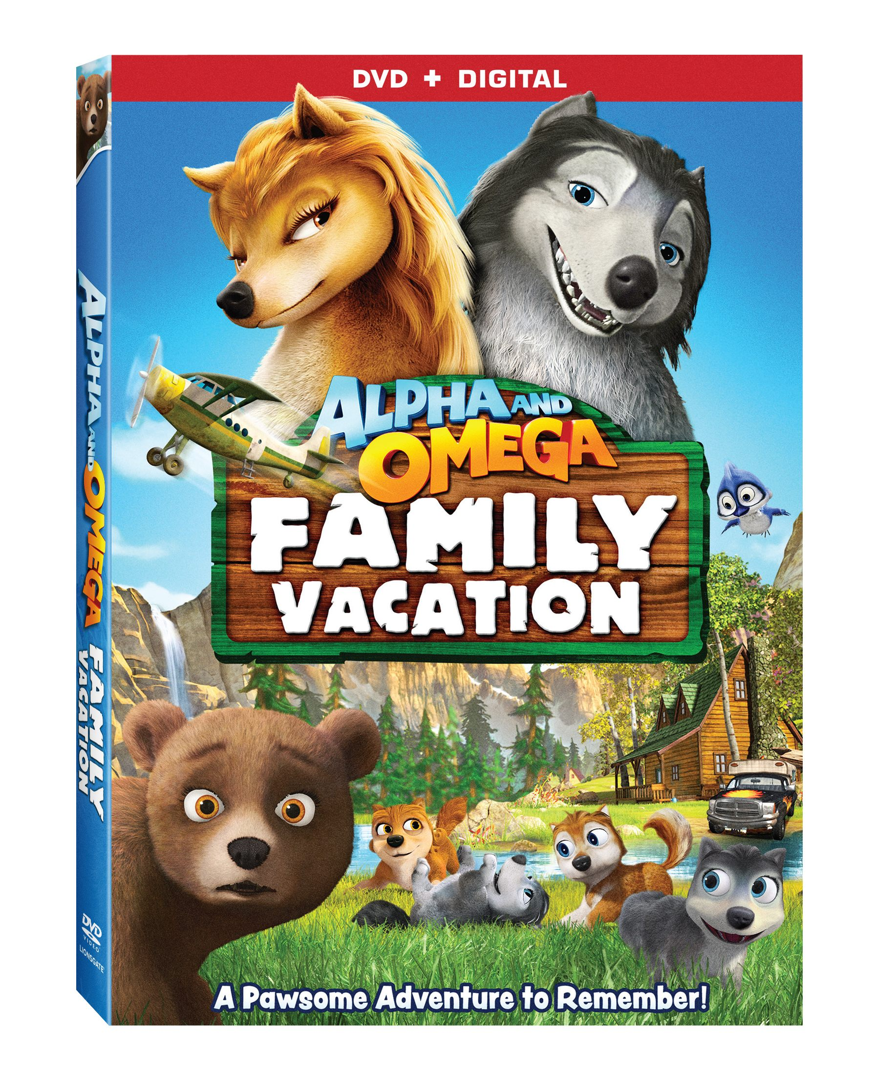 Alpha And Omega Family Vacation
