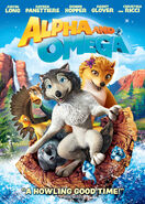 Alpha and Omega DVD Cover