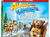 Alpha and Omega: The Big Fureeze
