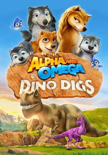 Alpha and Omega: Dino Digs | Alpha and Omega Wiki | FANDOM powered
