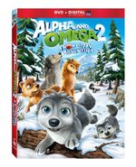 Alpha & Omega 2 DVD Cover