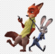 Lt-judy-hopps-nick-wilde-finnick-toy-judy-hopps-and-nick-wilde-zootopia-secret-life-of-pets-character-png-clip-art