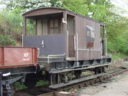 BR brake van at Colne Valley Railway 2