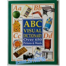 Abc visual dictionary over 650 pictures words for kids 1435991982 d3f40d1d