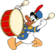 151-1518539 playing-the-drum-in-a-marching-band-donald