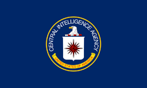 Flag of Central Intelligence Agency