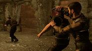 Alpha Protocol Karambit Stealth Kill