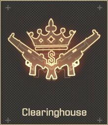 Cleainghouse-Symbol
