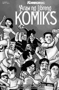 Komikon: Free Comic Book Day Komiks Sampler (2015)