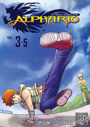 Alphario Vol. 3.5 Cover