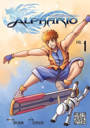 Alphario Vol. 1 Cover