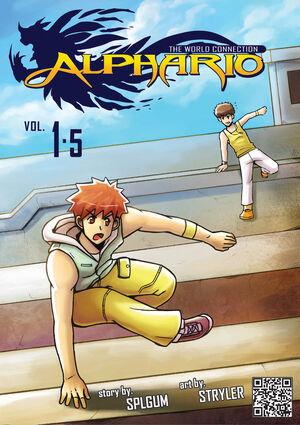 Alphario Vol. 1.5 Cover