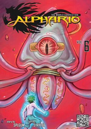 Alphario Vol. 6 Cover
