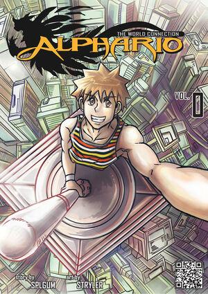 Alphario Vol. 0 Cover