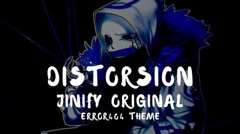Distortion - Error404 Theme Last Revamp - Jinify Original