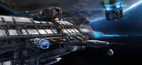 OrbitalDistributionCenter