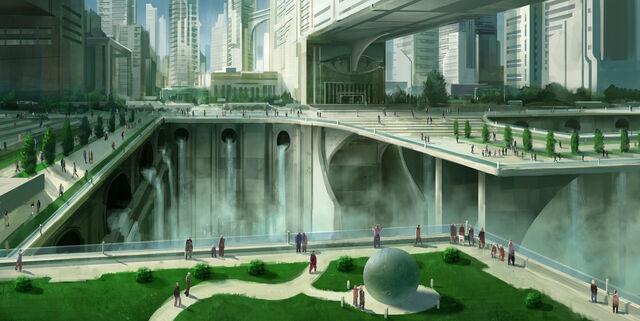 File:Futuristic city 2 by joakimolofsson-d59agkh.jpg