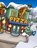 NewPizza Outside