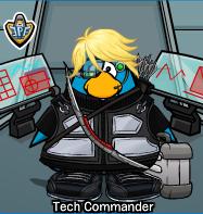 Tech Commander