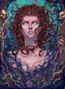 Gorgona medusa by xeeming-d59nan6