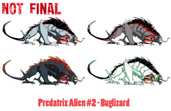 Buglizard Concept