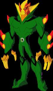 Swampfire (OV 2nd Form)