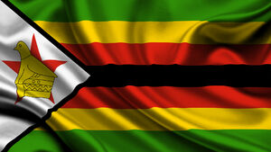 Zimbabwean-Flag