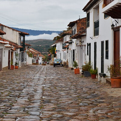 Street zofColombia