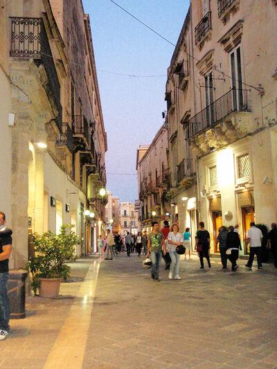 Italy-Street