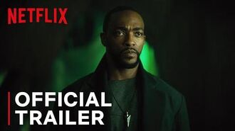 Altered Carbon Season 2 Main Trailer Netflix