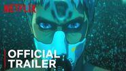 Altered Carbon Resleeved Official Trailer Netflix