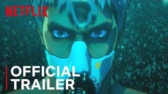 Altered Carbon Resleeved Official Trailer Netflix