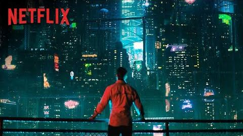 Altered Carbon Teaser Netflix