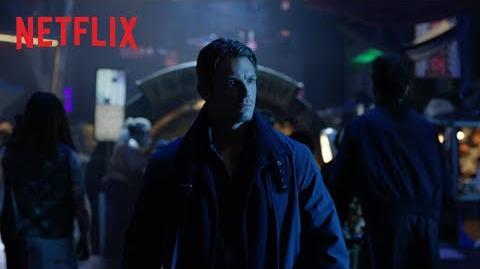 Altered Carbon – Das Unsterblichkeitsprogramm Ankündigung Netflix